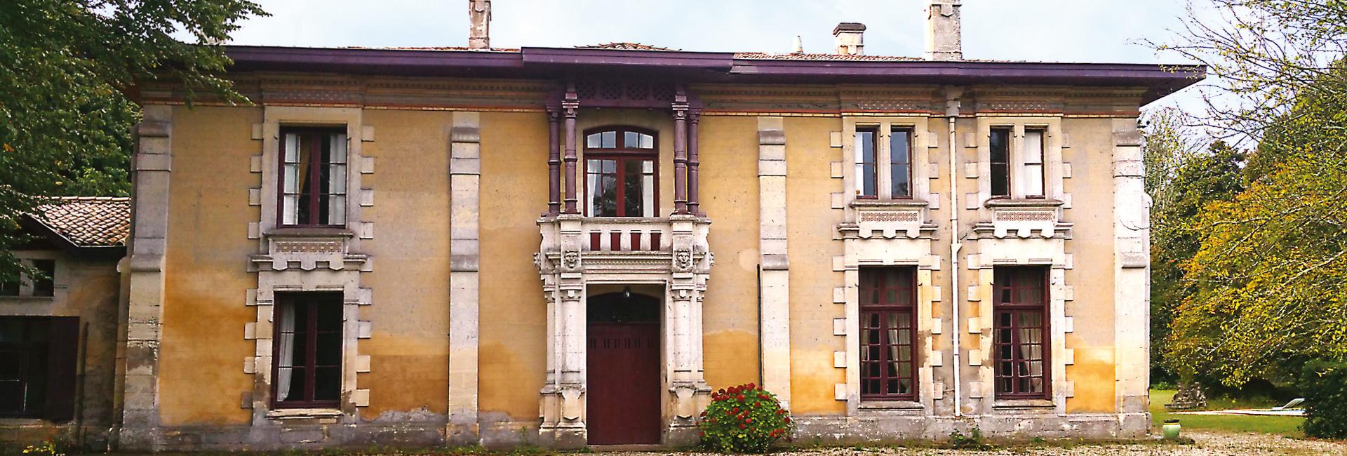 chateau Pessac-Léognan